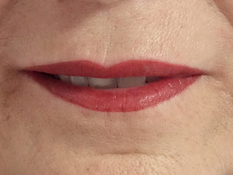 Lippen Permanent Makeup